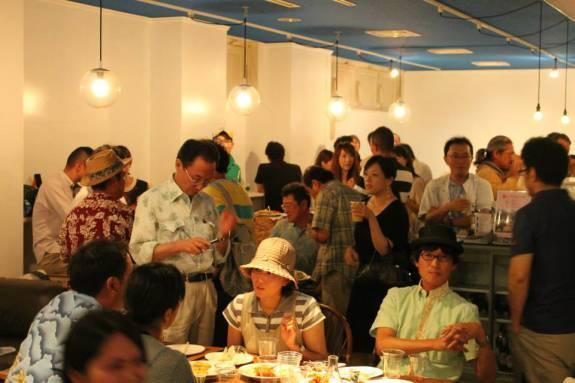 CAFE RoCA 1周年記念パーティ