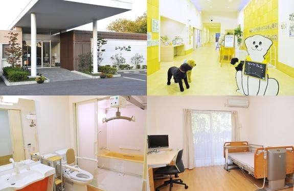障がいのある方が安心して泊まれるように、しっかりした介護設備の部屋