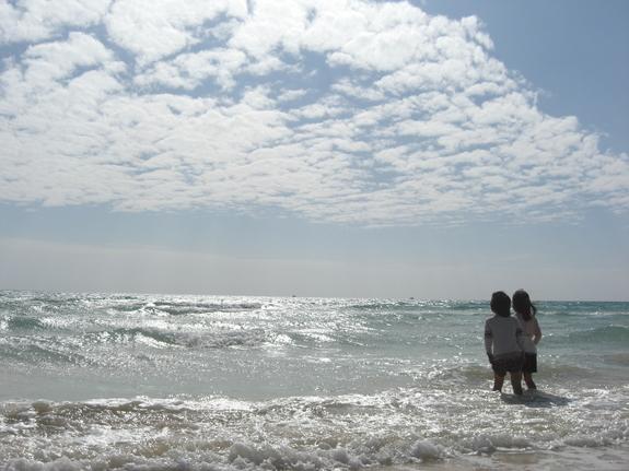 伊良部島 渡久地の浜