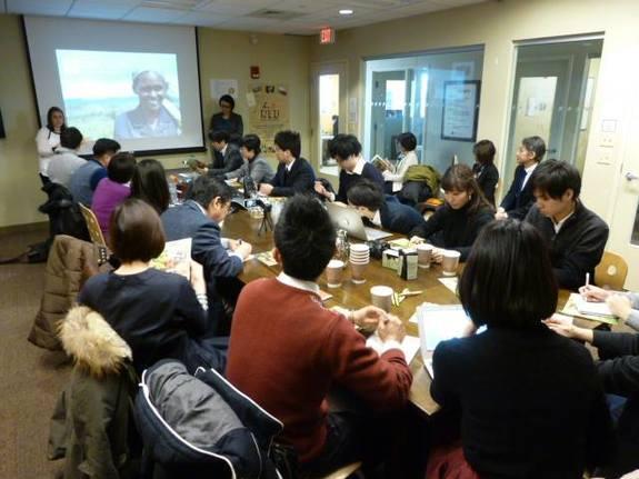 非営利の社会的投資ファンド、ルート・キャピタル(2015年訪問)