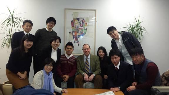 ハーバードケネディスクールSIBラボを2015年に訪問