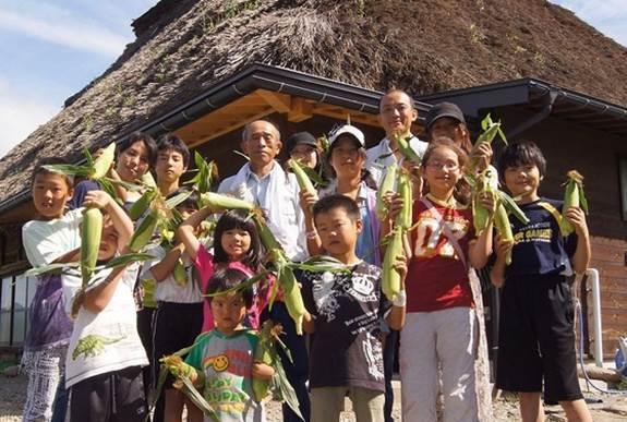 被災した子どもたちに飛騨の里山で最高の夏休みの思い出を!