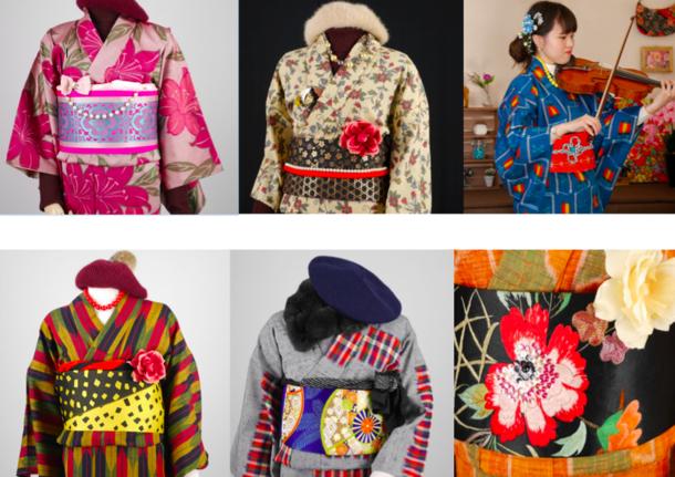 簡単でおしゃれな着物用デザイン帯を250枚作りたい!!(着物 ...