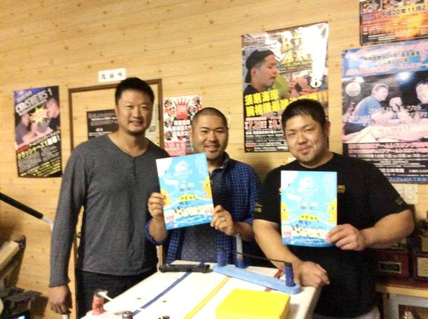 マック鈴木氏(左)と金井義信氏(右)