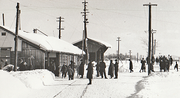 かつての天塩弥生駅