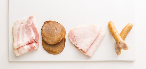 鹿児島うんまか豚加工品