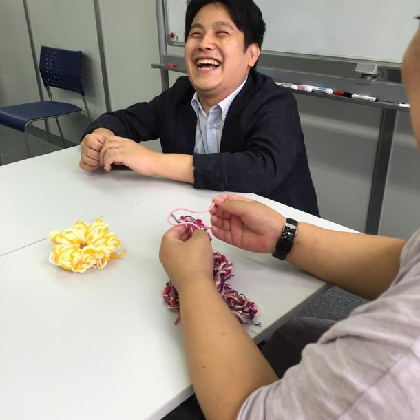 みなさんの笑顔を引き出してくださった成澤さん