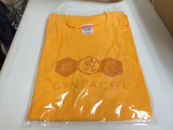 銀座ミツバチプロジェクトTシャツ