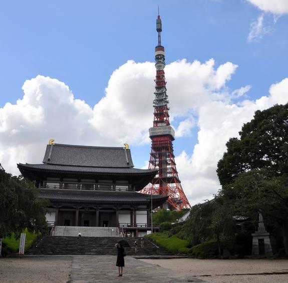 5/2・3寺社フェス「向源」会場は芝 増上寺。