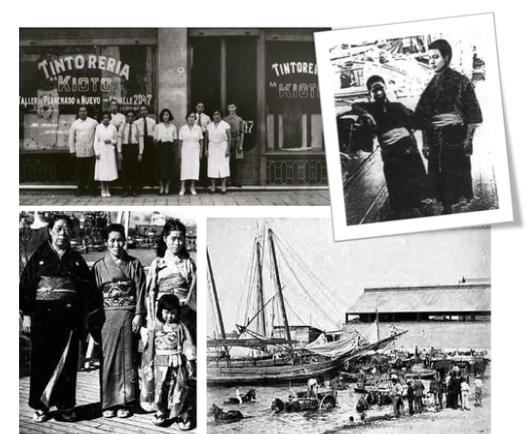 〜日本人の移民〜当時の写真