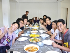 日本とフィリピンのボランティアをつなぐシェアハウスを作りたい