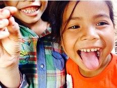 100人食べても大丈夫!!カンボジアの子どもたちに給食を届けたい!