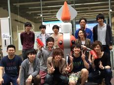 イカロボットを完成させ北海道新幹線とともに函館を盛り上げたい