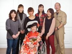 車椅子の方とご家族の方が活用できる地域生活情報誌を作りたい!