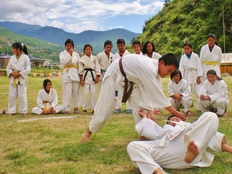 ブータンの子供たちを日本へ!柔道を通し国際交流を実現したい
