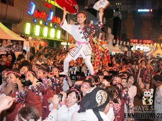 親日国インドネシアで、25万人が参加する「縁日祭」を継続したい