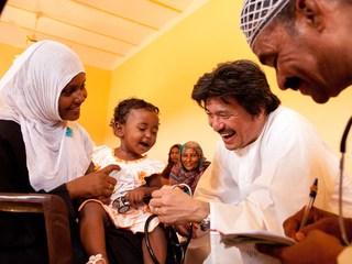 スーダンの無医村に診療所を建設し、5,000人の命を救いたい!