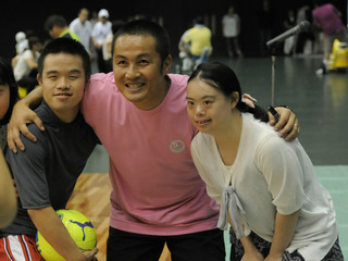 障害をもつ子ども達におもいっきりスポーツを楽しんでほしい!!