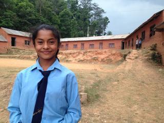 3人に2人が学校を中退。ネパールの子どもたちに教育支援を!
