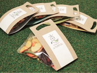 学生発案!鎌倉野菜を使用した野菜チップスを商品化したい!
