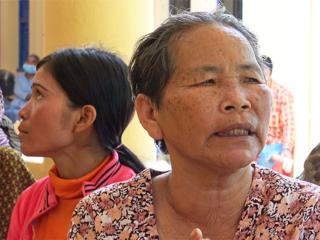 カンボジアの農村に住む人々にこころのケアを届けます!